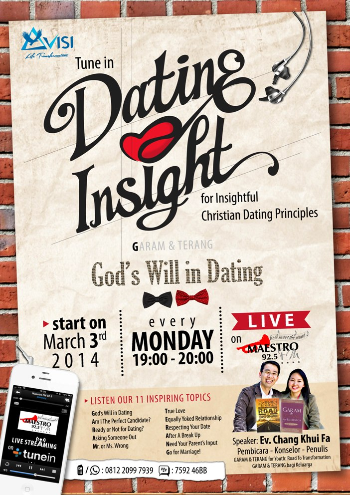Dating INSIGHT Poster