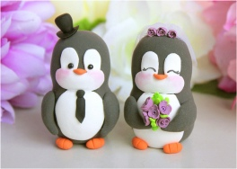 pinguin couple