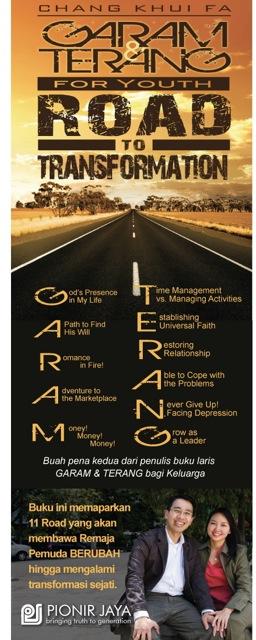 GARAM & TERANG for Youth: Road to Transformation