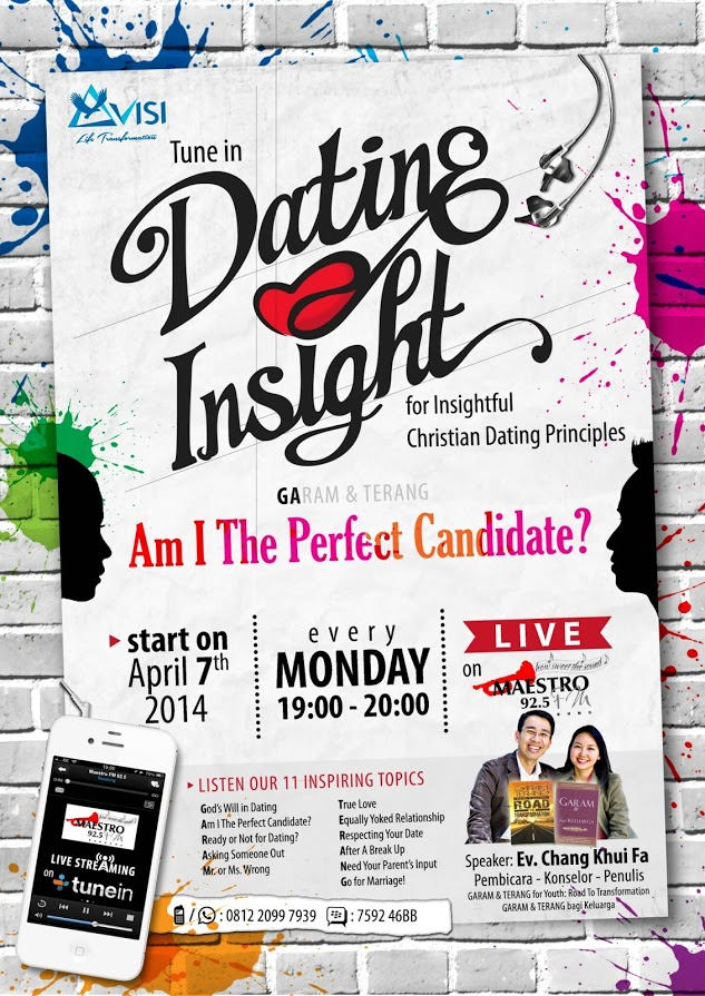 CHANG KHUI FA, Dating INSIGHT, Am I The Perfect Candidate