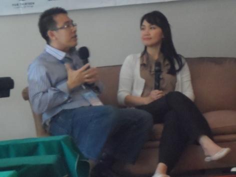 Ev.Chang Khui Fa & Liana