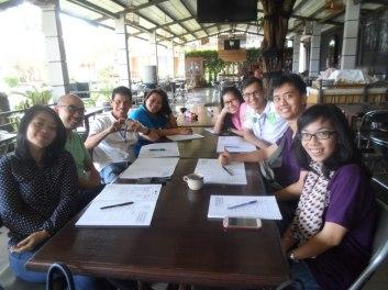 diskusi group
